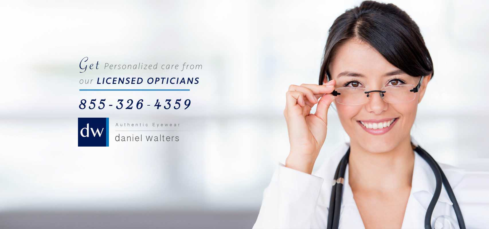 Prescription eyewear made for you!