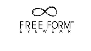 Free-form eyewear